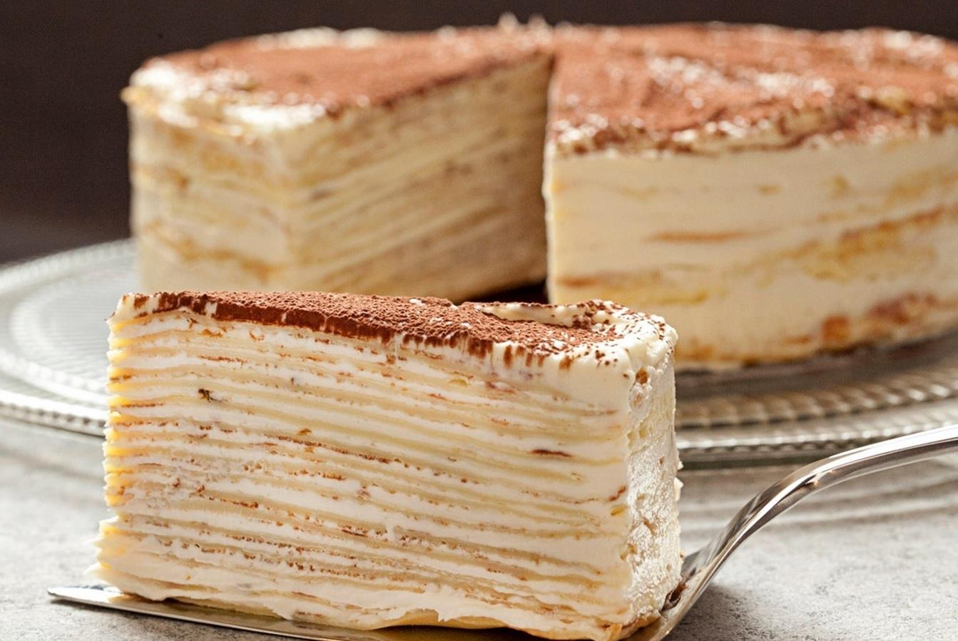 Как приготовить блинный торт в домашних условиях? Рецепт с 17