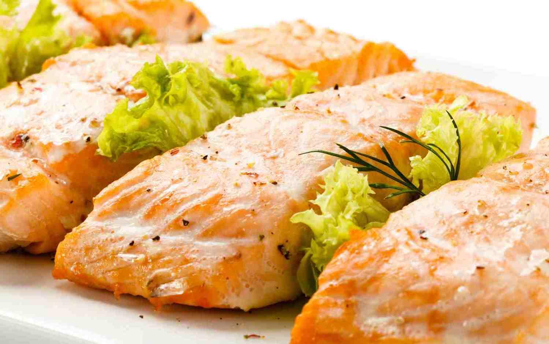 Горбуша рыба в фольге в духовке рецепт пошагово