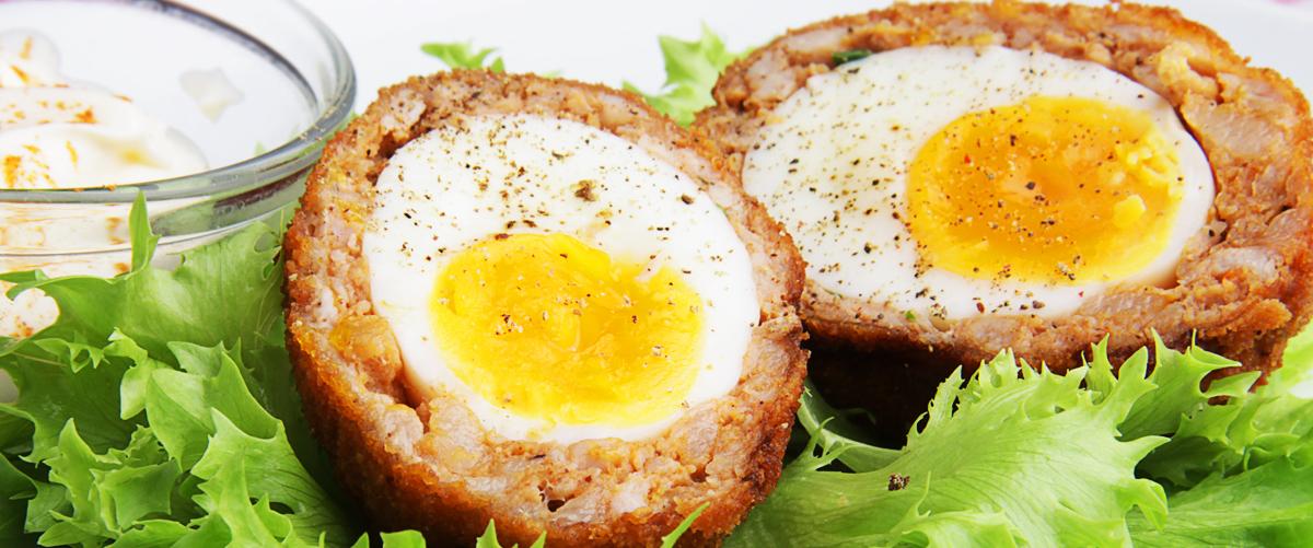 яйца по Шотландски рецепт