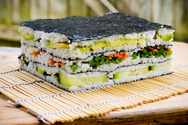 любит слушать салат суши слоями рецепт с фото длинной челкой