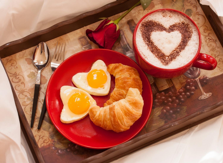 Романтическое доброе утро девушке картинки