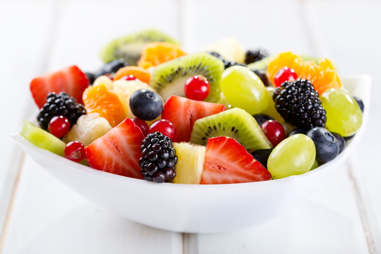 салаты рецепты с фото фруктовые декоративного растения