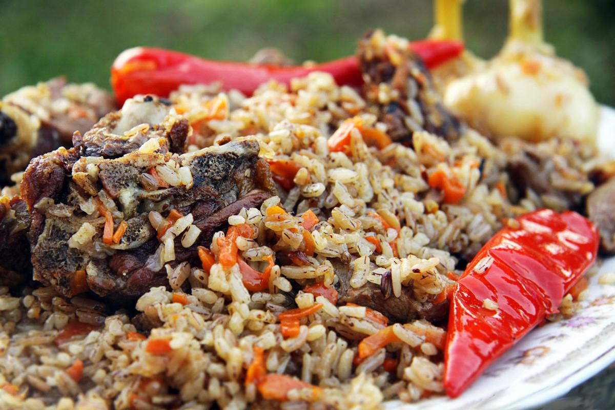 этих блюд настоящий узбекский плов пошаговый рецепт с фото компа