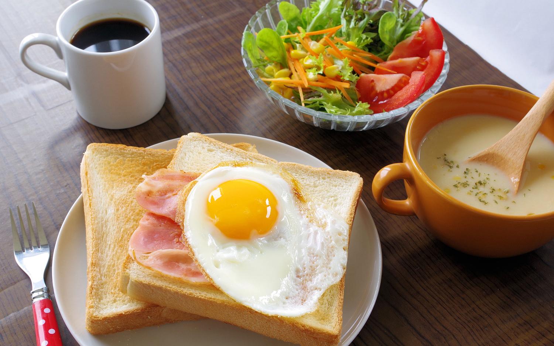 Картинки завтрака на работу тесто, несложно