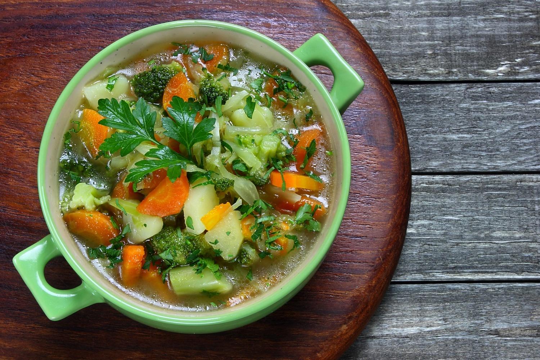 Вегетарианский Суп Для Диеты. Диетические вегетарианские супы