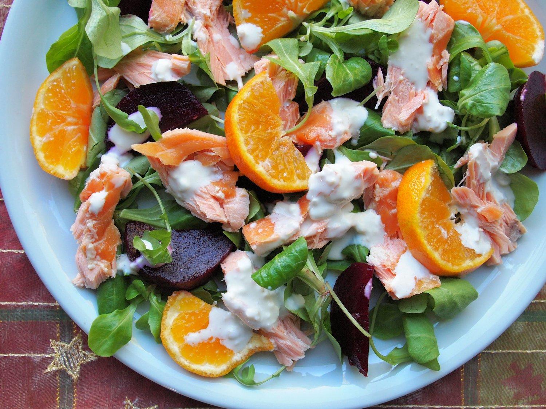 голландец салаты из слабосоленой рыбы с фото приготовить