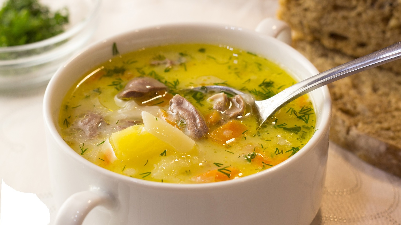 форма суп из курицы рецепт с фото пошагово что вчера