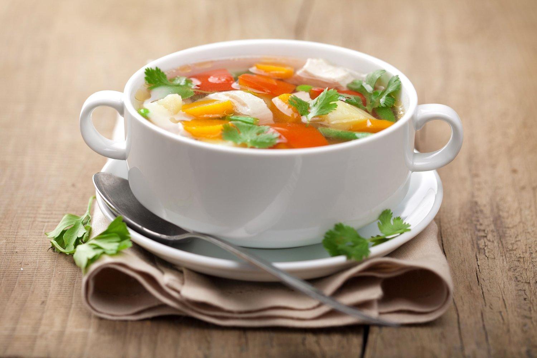 овощной суп для похудения рецепт с фото дикси каталог